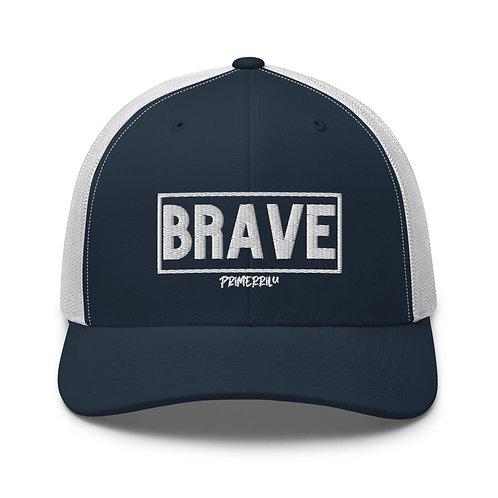 Brave, Adult Trucker Cap