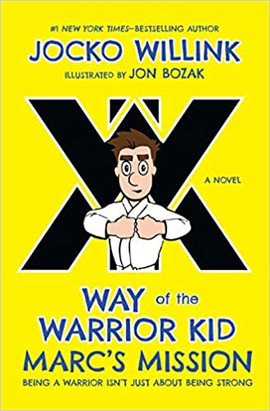 Marc's Mission - Way of the Warrior Kid
