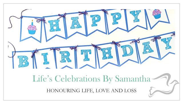 Happy Celebrant Day To Me!