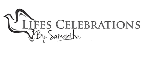 Logo of Lifes Celebrations By Samantha, Funeral Celebrant Macarthur