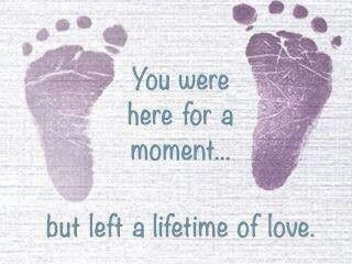Remembering babies who have left this earth