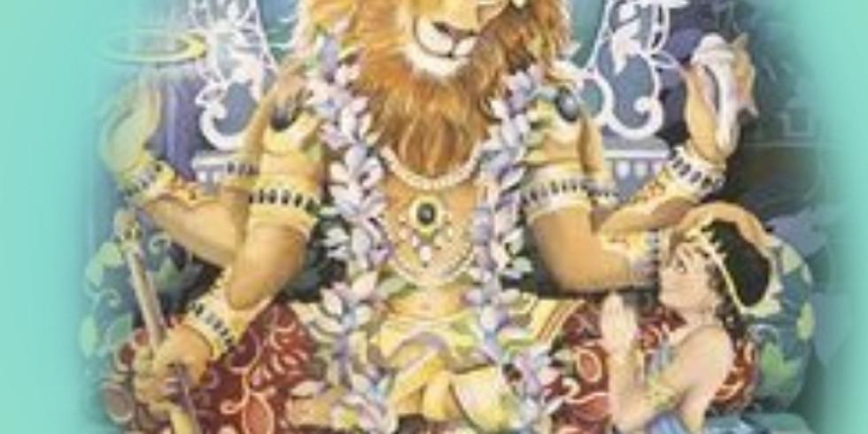Lord Nrsimhadeva Appearance Day Festival