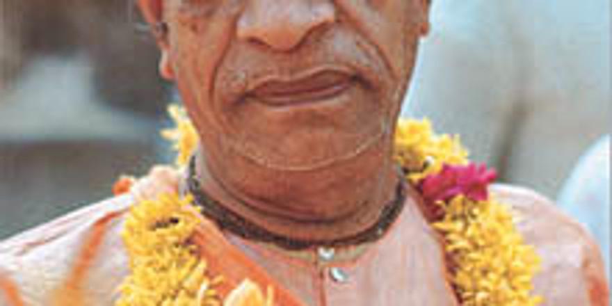 Srila Prabhupada's Appearance Day