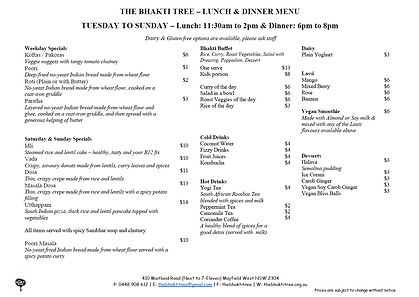 The Bhakti Tree Menu.png