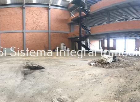Bodega en Venta, Vía Mosquera., Parque Industrial Santo Domingo.
