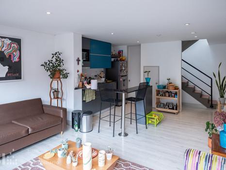 Apartamento en  Venta, Bogotá D.C., Chapinero Alto, Nor oriente.