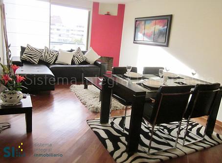 Apartamento en Arriendo, Bogotá D.C., Santa Barbara Central