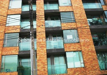 Apartaestudio en Arriendo, Bogota D.C., Chico Norte.