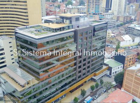 Oficina en Arriendo, Bogotá D.C., Centro Internacional.