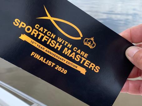 Sportfishmaster 2020, första tävlingen avgjord.....