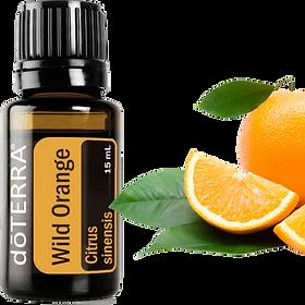 Huile essentielle d'orange Doterra