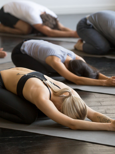 YIN YOGA - COURS COLLECTIF