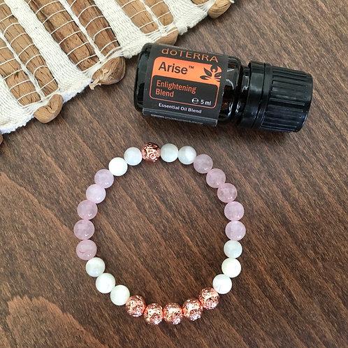 COMBO Bracelet diffuseur STELLA et Huile essentielle