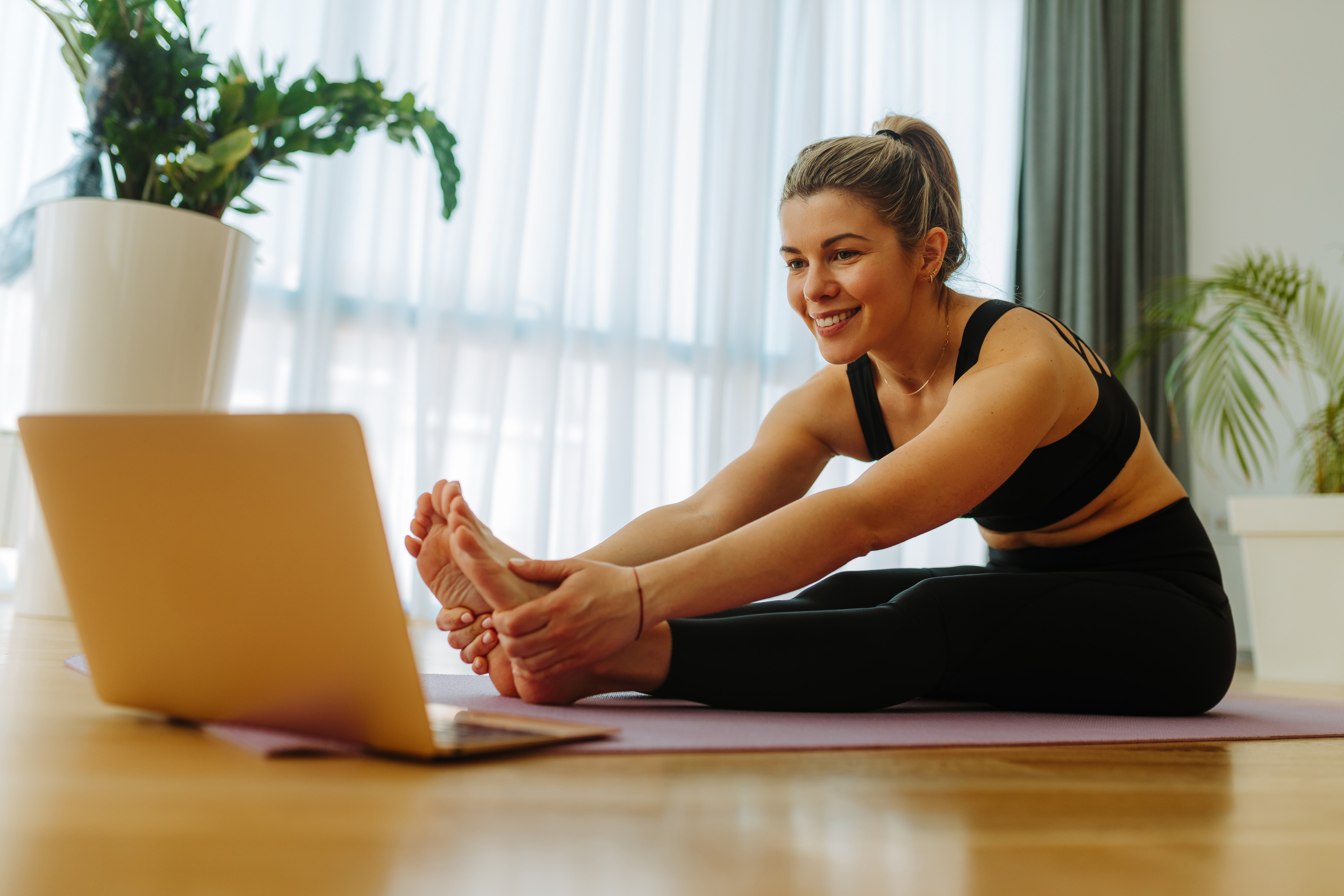 Yoga Vinyasa en ligne