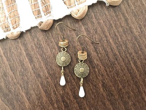 Boucles d'oreilles INCA