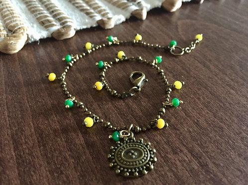 Bracelet de cheville Shams