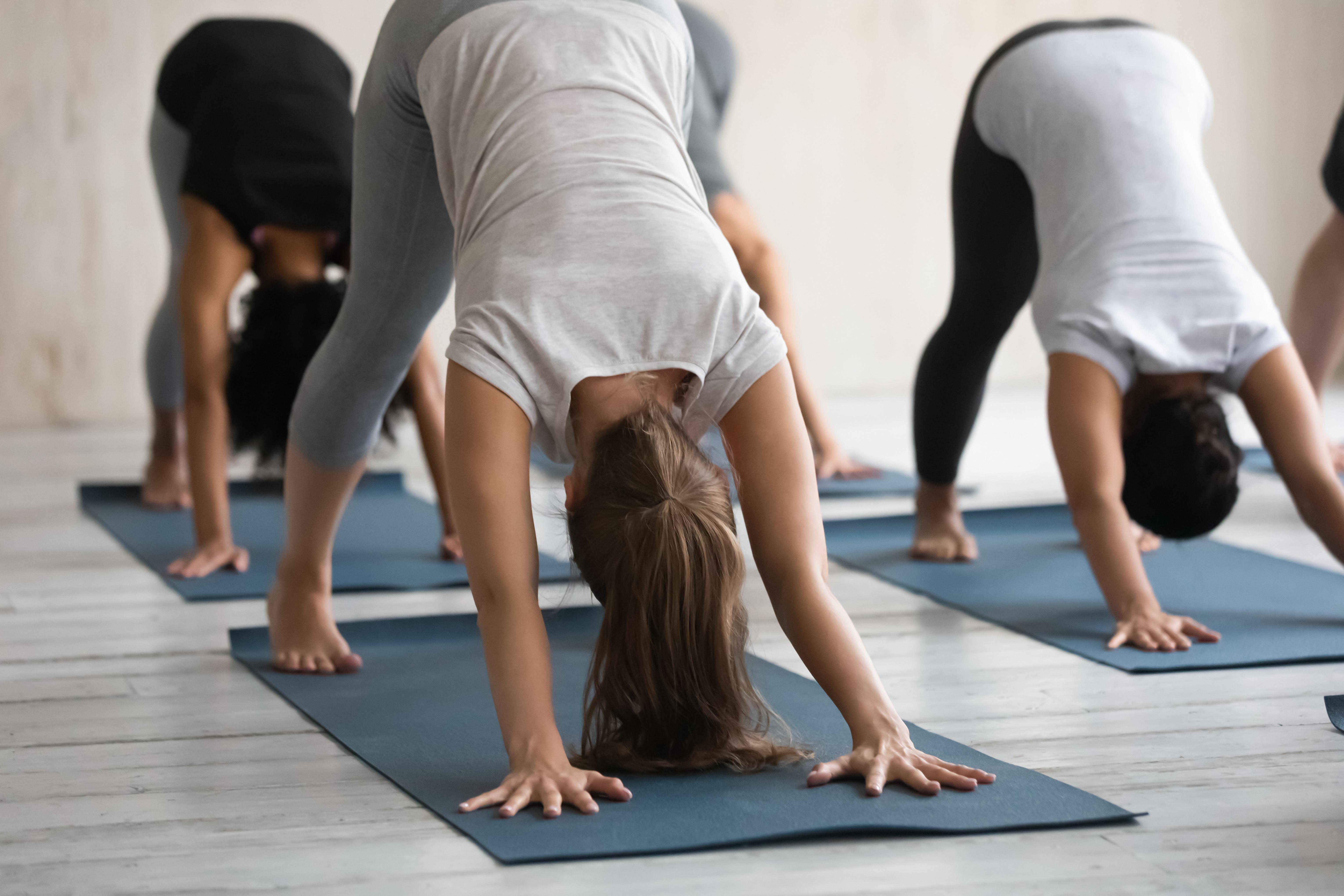 Cours collectif - Yoga Vinyasa
