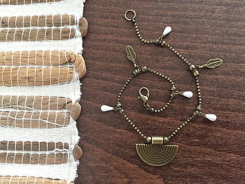 Bracelet de cheville Malaya