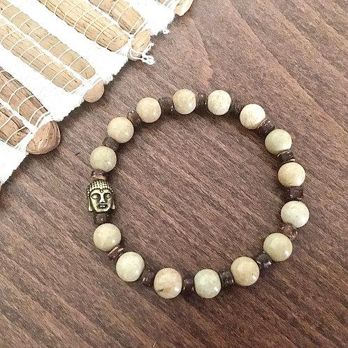 Bracelet Jaspe - Homme