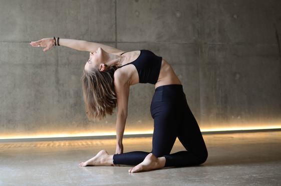 Flexion arriere