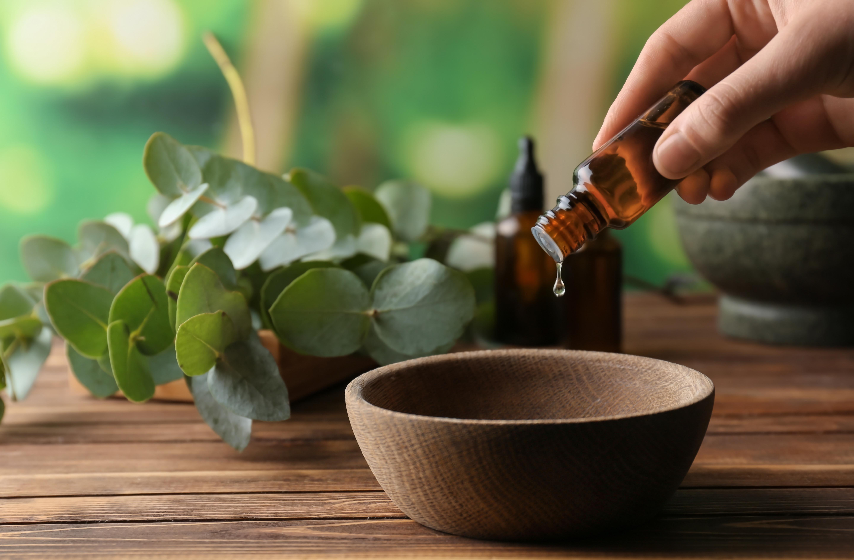 Atelier huiles essentielles
