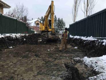 Remedial Excavation