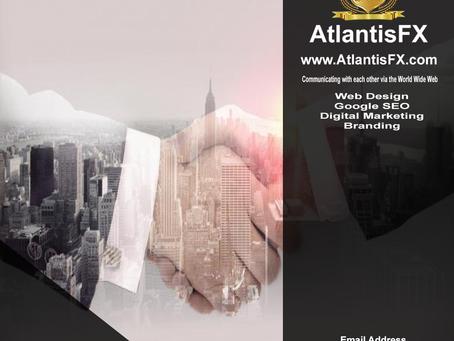 AtlantisFX | What is web design?