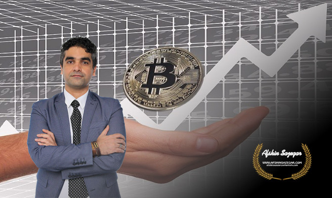 Afshin Sazegar | Bitcoin climbs after the crash for the first time again over $ 10,000