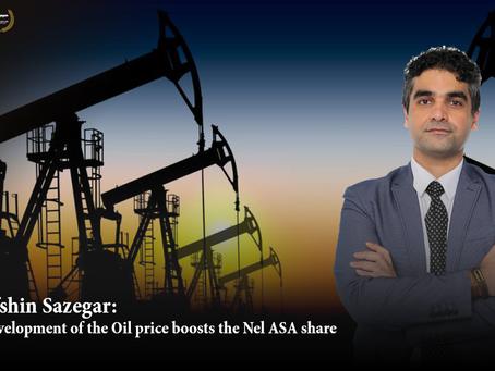 Afshin Sazegar | Development of the oil price boosts the Nel ASA share.