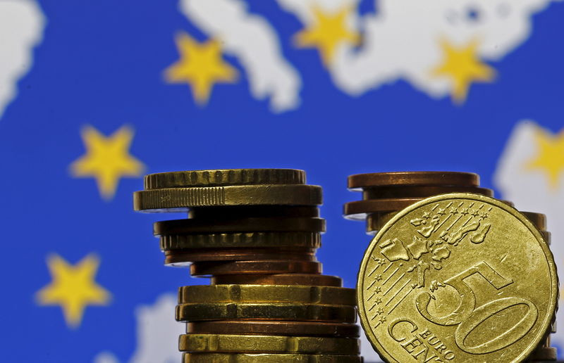 Foreign exchange: Euro eases slightly - ECB shows a willingness to act