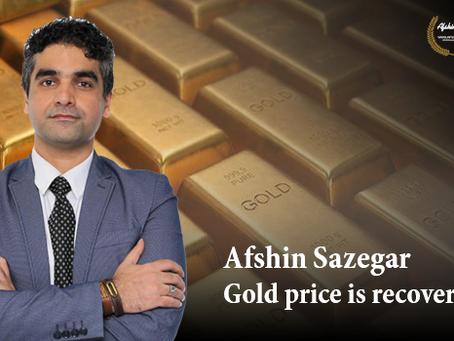 Afshin Sazegar | Gold price is recovering