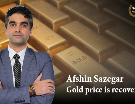 Afshin Sazegar | Gold price is recovering