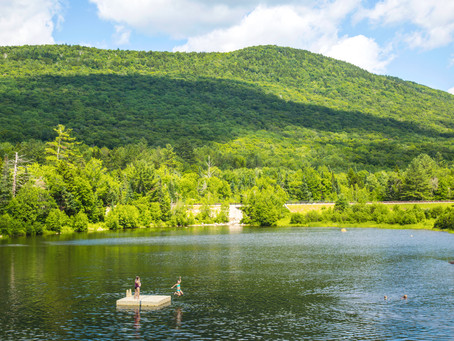 There's Nothing Like Summer In Waterville Valley.