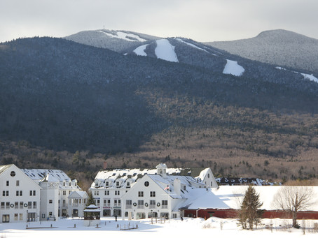 Waterville Valley: A Self-Contained Community