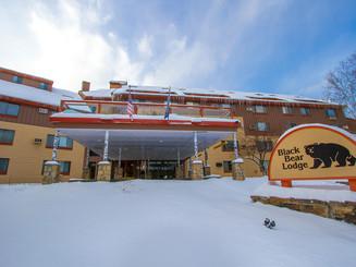 Black Bear Lodge Winter