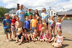kids camps in Waterville Valley