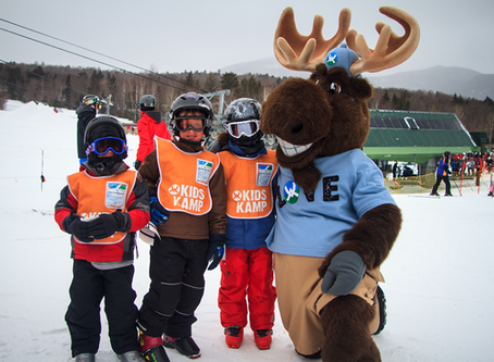 Why Kids Love Waterville Valley.