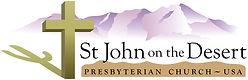 St John on the Desert logo