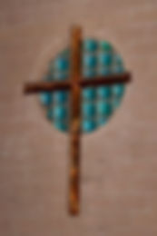 Sanctuary Cross at St John on the Desert