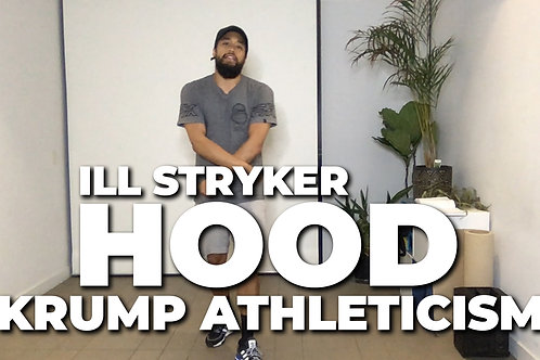 Krump Workout w/ Exercise Details | Ill Stryker