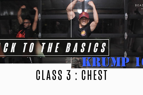 Back to the Basics: Class 3