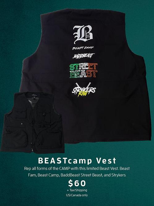 BEASTcamp Vest