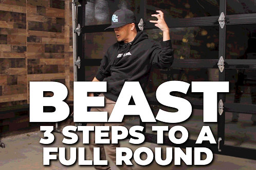 3 Steps to a Full Round