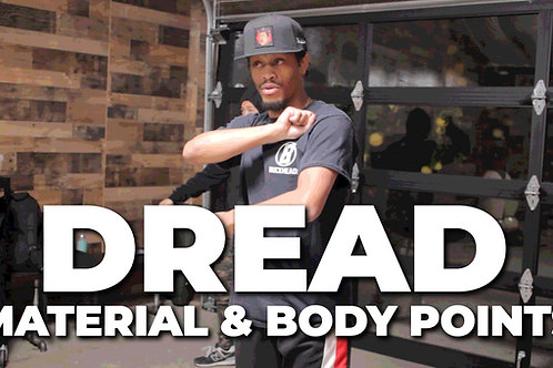 Material & Body Points | Dread