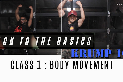 Back to the Basics: Class 1