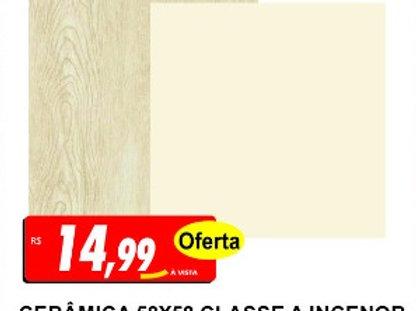 Cerâmica 58x58 INCENOR