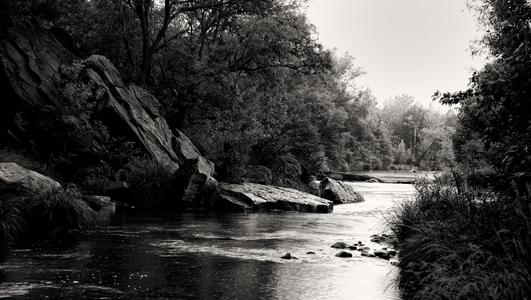 Oak Creek Rainy Day, Sedona AZ