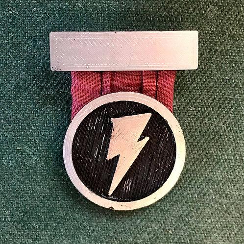 Support medal: VIGG