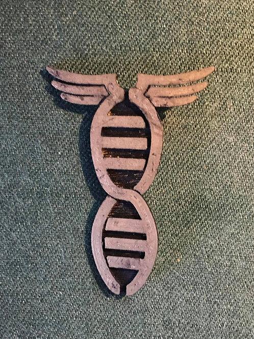 Support badge: SKARPRÄTTARE