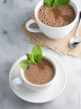 Alaskan Snow Choc Mint Hot chocolate instant dry powder mix 1 Kg